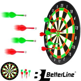 Magnetic Dartboard Set for kids and adults