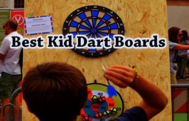 Best kids dart boards