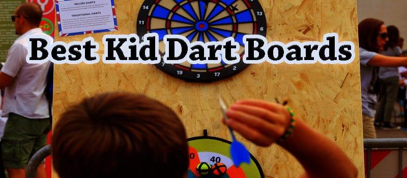 Best kids dart boards