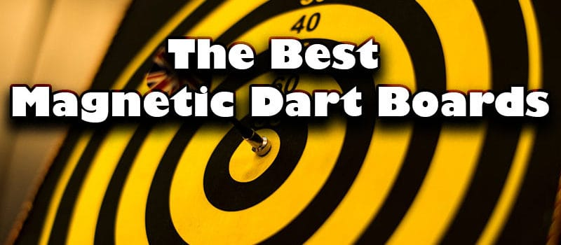 Best magnetic dart boards