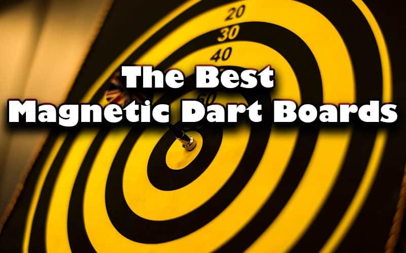 Best magnetic dart boards