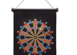 PrimeTrendz TM Brand New Large Magnetic Dartboard Dart Board Game