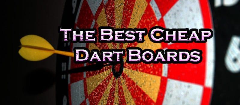 Best cheap dart boards