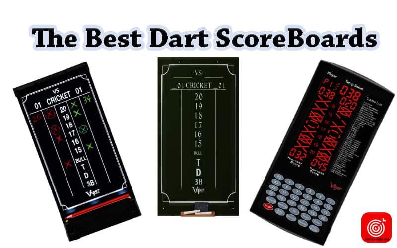 Best dart scoreboard