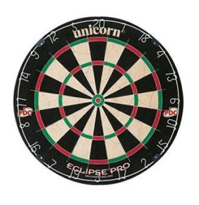 Unicorn Eclipse Professional Bristle Dartboard