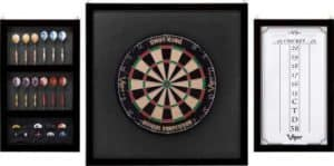 Viper Championship Wood Framed Dartboard Backboard