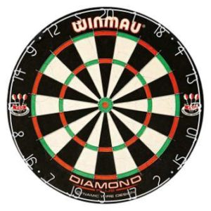 Winmau Diamond Plus professional Bristle Dartboard
