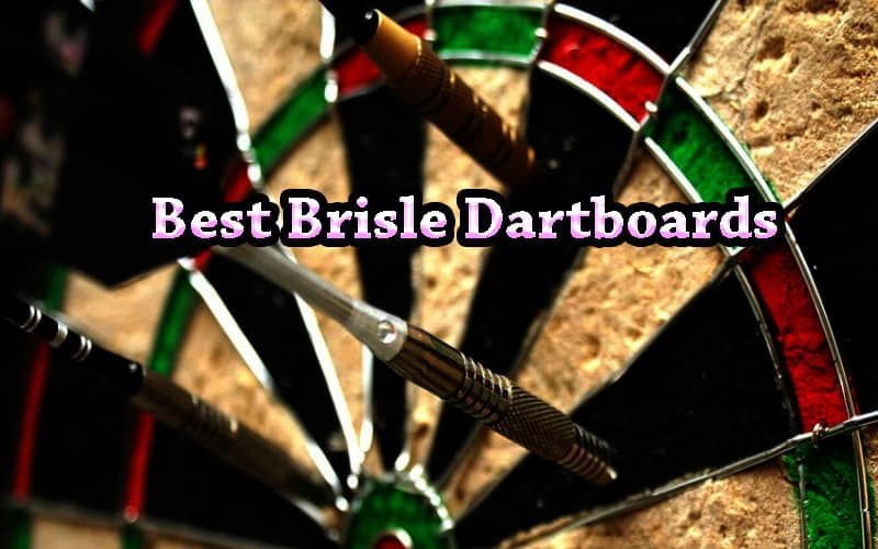 best bristle dartboards
