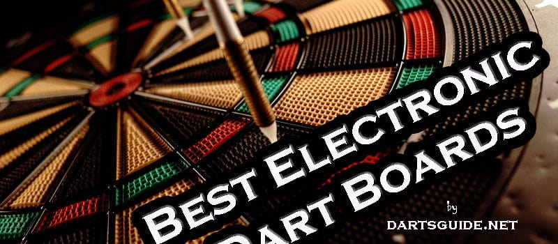 best electronic dart boards