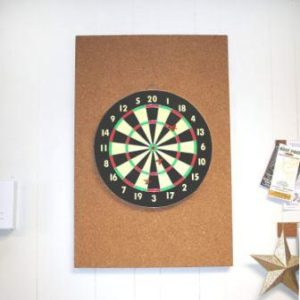 Cork Dart Board Backer