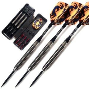 Cuesoul 90% Tungsten Steel Tip Darts Set
