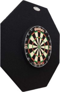 Professional Dart board backings, Octagonal