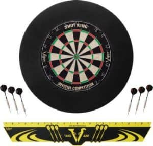 Viper Defender Dart Board Backboard