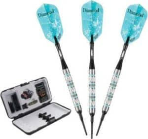 Viper Diamond 90% Tungsten Soft Tip Darts