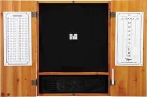 Viper Metropolitan Solid Wood Dart Board Backings