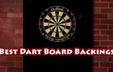 dart board backings