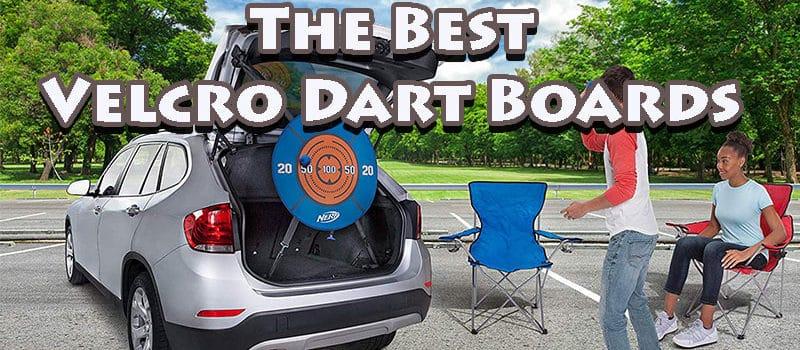 Best Velcro Dart Board Sets