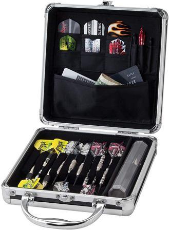Casemaster Ternion 9 Dart Aluminum Storage