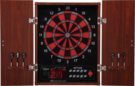 Neptune electronic dartboard Review