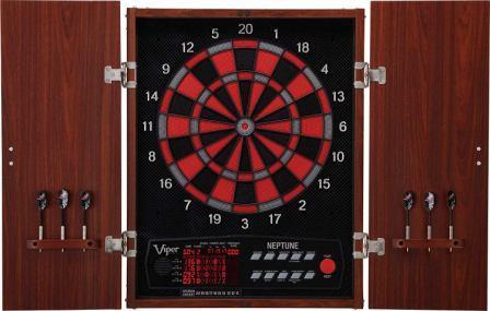 Neptune electronic dartboard Review