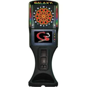Spider 360 Galaxy 3 Home Edition standing Dartboard