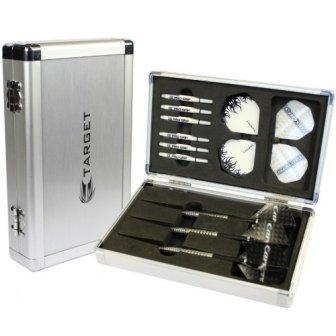 Target Galaxy Silver Darts Case Aluminium by PerfectDarts