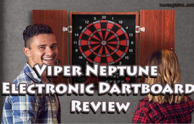 Viper Neptune Electronic Dartboard Review