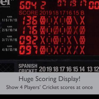 Viper neptune scoreboard