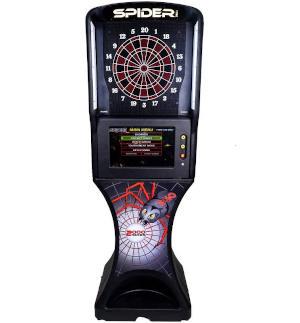 spider 360 2000 standing dartboard