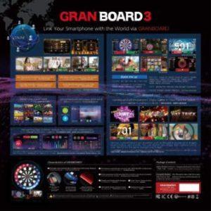 Gran Board 3 features