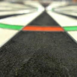 dart board colors