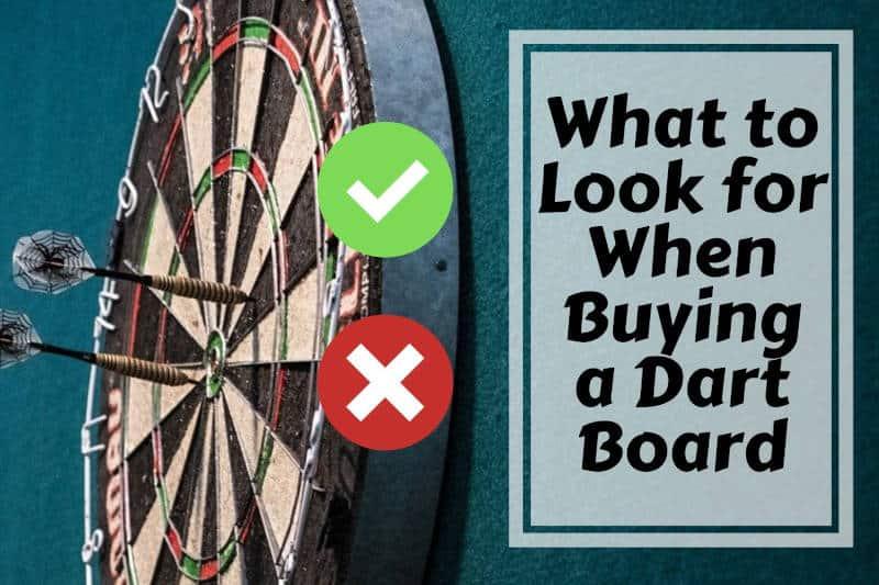 Dart board buying guide