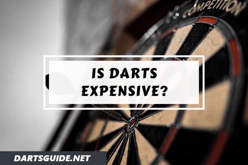 A dartboard with a dart in the bullseye.