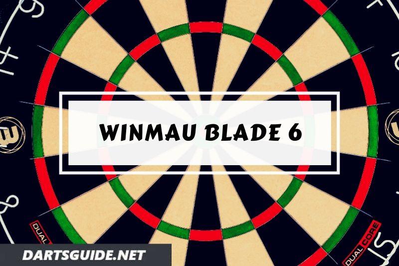 Blade 6 Dartboard